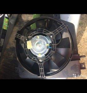 Вентилятор на ваз 2115-2114🚗