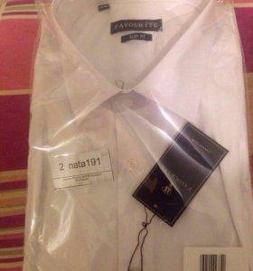 Рубашка белая Муж