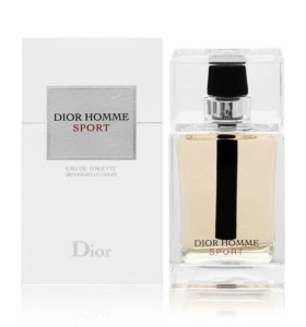 Dior, туалетная вода