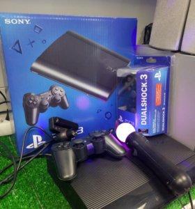 Sony PS3+мув