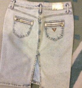 Юбка джинсовая Guess