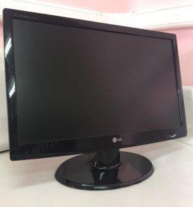 Монитор Lg flatron w2443s диагональ экрана23'6