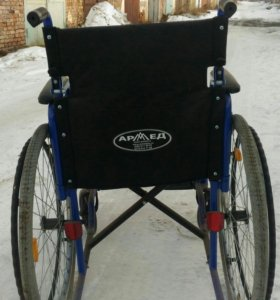 Кресло коляска инвалидное H035 Армед