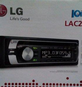 Магнитола LG LAC2900N