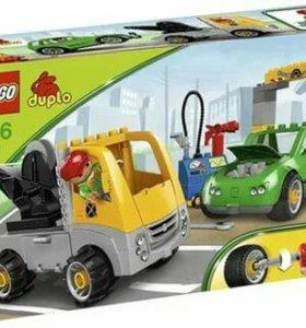 Lego duplo Авторемонтная мастерская