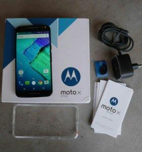 Motorola x style/pure edition