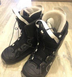 Сноубордические ботинки Salomon Symbio