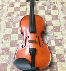 Скрипка 4/4 полная.
