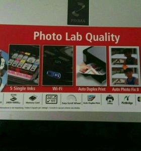 Принтер Canon pixma mp560