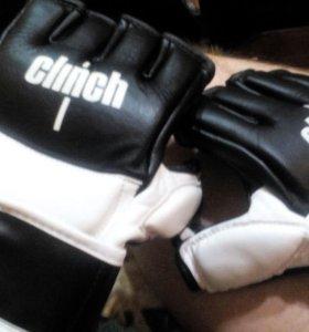 Перчатки для боевого самбо, мма.