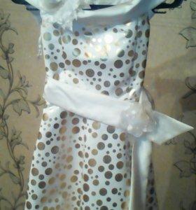 Платье на девочку пяти лет