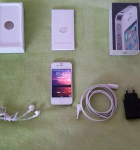 Apple Iphone 4 16 Gb White