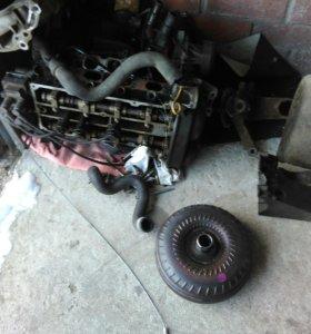 Двигатель на форд фокус 2 . 1.6л