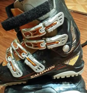 Мужские горнолыжные ботинки salomon