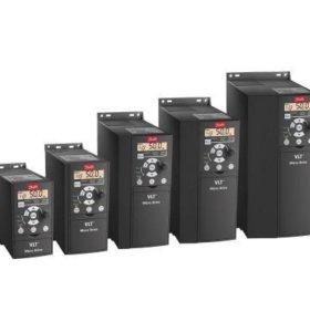 Частотный преобразователь Danfoss 132F0020