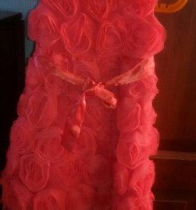Красивое платье BABY GAP