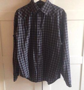 Рубашка Zara и джемпер