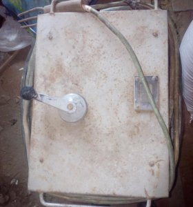 Сварочный аппарат трех фазный