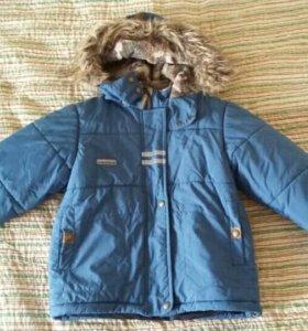 Продам куртку Керри 110-116