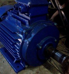 Продам электродвигатель 45 кВт. 1470 об.