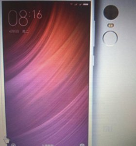 Смартфон Xiaomi Redmi Note 4 3/32 5,5