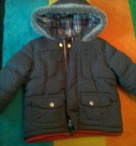 Курточка из Мазекея