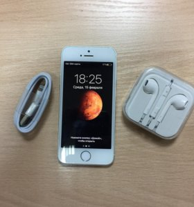 iPhone 5s 16 gb новый