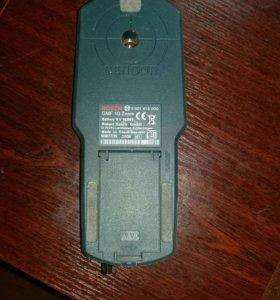 Детектор металла(проводки) Bosch DMF 10 Zoom