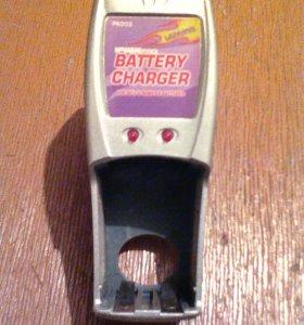 Зарядное для аккумуляторов АА