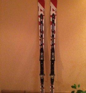 Горные лыжи Atomic Race 191