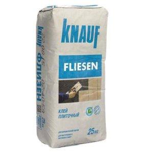 Плиточный клей (Кнауф-флизен) 25кг.