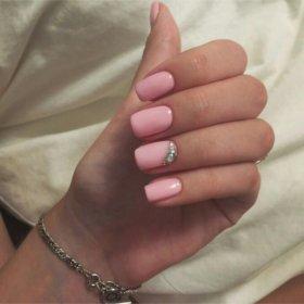 Наращевани ногти и покритя шиллаком