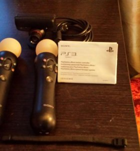 2шт. Motion controller sony PS 3