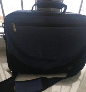 Мощный ноутбук ,сумка в подарок