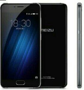 Мейзу U 10 черный 4G