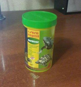 Корм для рептилий