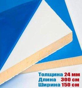Сендвич-панель ПВХ 24мм
