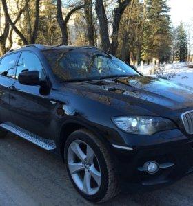 BMW X6,2010г.э,дизель