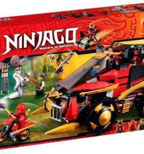 """Конструктор Lego Ninjago 70750 """"Ninja DB X"""""""