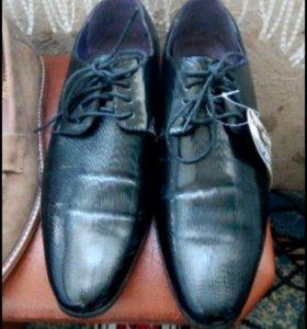 Продам новые ботинки 45