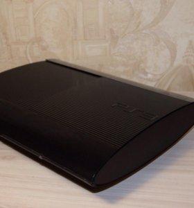 PlayStation 3 super slim 500 gb 11 игр