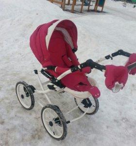 Детская коляска bebe-mobile Santana 2в1