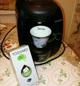 Кофемашина Bosch Tassimo TAS2002