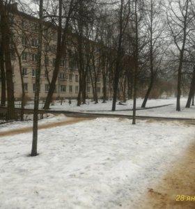 1-к квартира, Пушкин, Кадетский б-р,31 м², 5/5 эт.