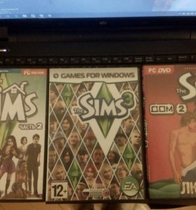 Игры Sims