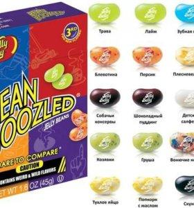 Конфеты - Jelly Belly Bean Boozled Jelly Beans