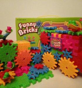 Funny bricks от производителя. Опт и розница.