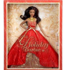Кукла барби Barbie Holliday 2014