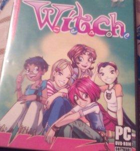 Компьютерная игра WITCH