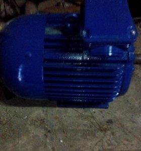 Электродвигатель 37 кВт 3000 об.2 шт.